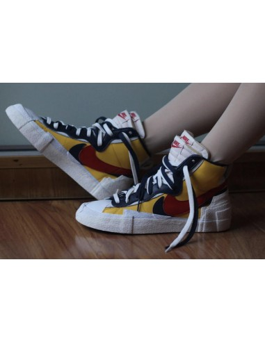 "Nike Blazer High x SACAI ""Snow Beach"