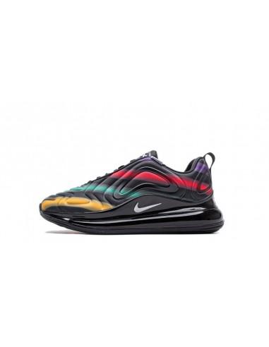 """Nike Air Max 720 """"Neon Black"""" Men's"""