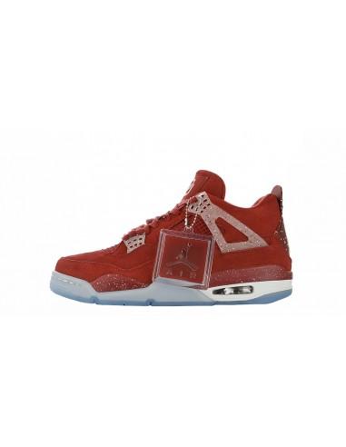 """Air Jordan 4 Retro PE """"Oklahoma Sooners"""""""