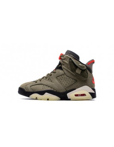 "Air Jordan 6 x Travis Scott ""Medium..."
