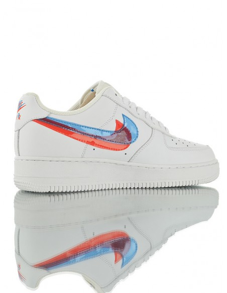 """Air Force 1 Low """"3D White"""""""