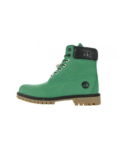 Premium 6 Inch Leather Boots x Boston...