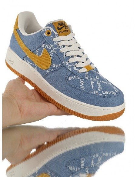 """Air Force 1 Low '07 x Levi's """"By You"""""""