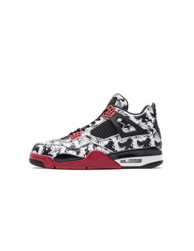 "Air Jordan 4 Retro SNGL Day BG ""Tattoo"""