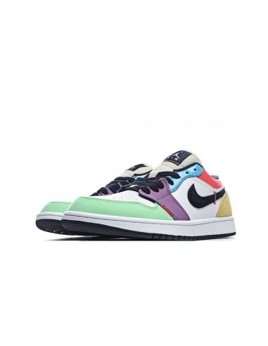 Air Jordan 1 Low Se Lightbulb Men S Women S Shoe