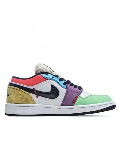 """Air Jordan 1 Low SE """"Lightbulb"""" Men's & Women's Shoe"""