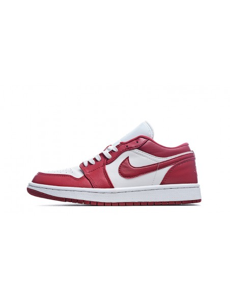 air jordan 1 low rouge