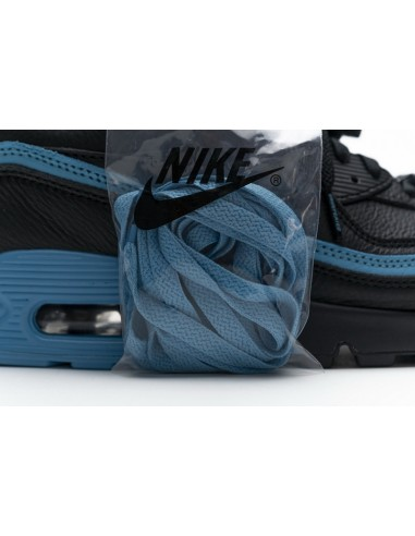 Nike Air Max 90 X Undefeated Black Blue Fury Men S Women S Shoe