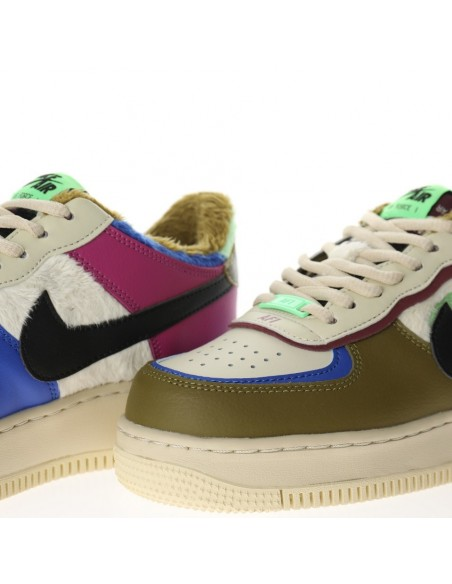 """Air Force 1 Low Shadow """"Cactus Flower Olive Flak"""""""