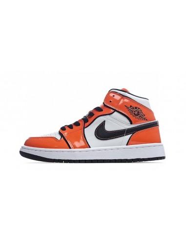 """Air Jordan 1 Mid SE """"Turf Orange"""""""