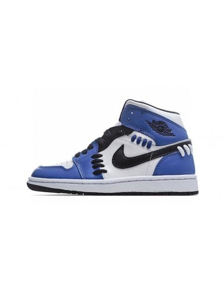 "Air Jordan 1 Mid SE ""Sisterhood"" Men's & Women's Shoe"