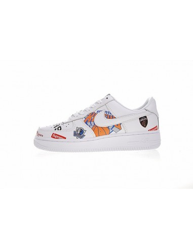 new style a4fca 48fcf Air Force 1 AF1 Low x Supreme x NBA