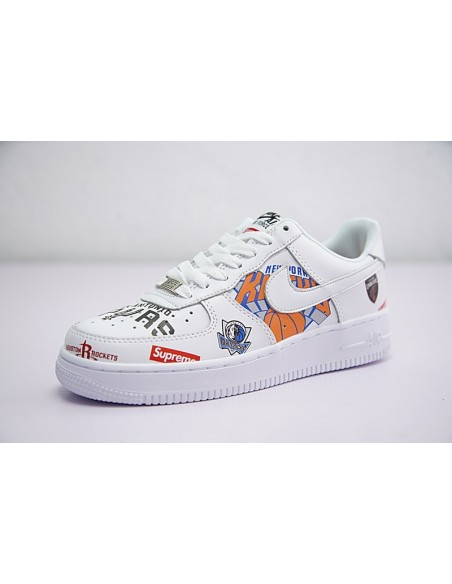 Accueil · Air Force 1 AF1 Low x Supreme x NBA. Previous