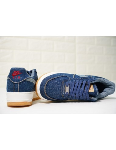 Levi's X Nike By You X Air Force 1 Low