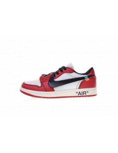 Air Jordan 1 Low x OFF white