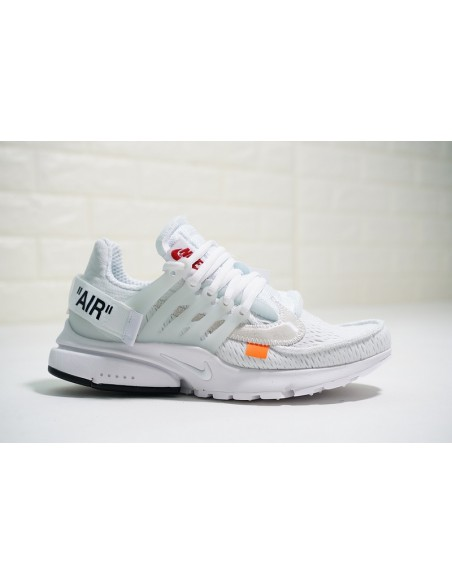 Off White Air Max  Left Shoe