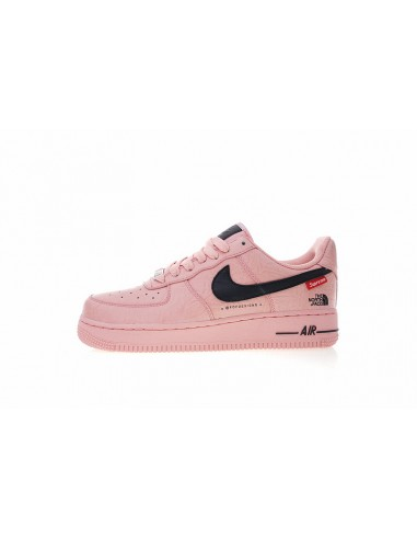 Nike x Supreme x The North Face Air Force One 1 Low white