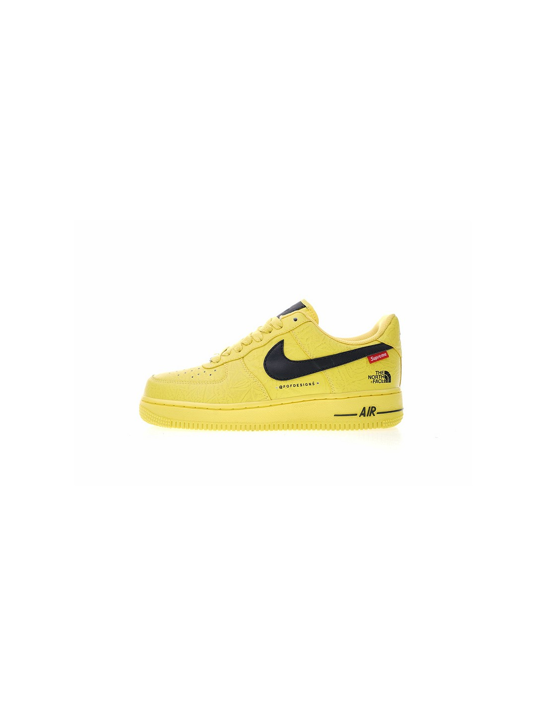 nouvelle collection 2f1b8 ae024 Air Force 1 x Supreme x The North Face