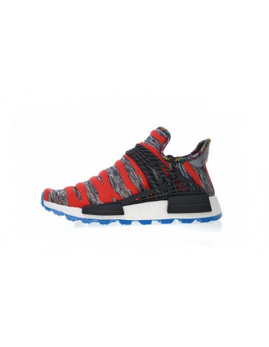"uk availability 93c3b 2c867 NMD Hu x Pharrell Williams ""Solar Pack"""