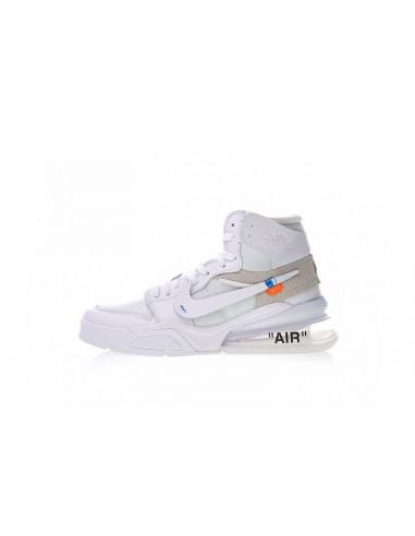 uk availability bc23e 34332 Air Jordan 1 x Air Force 270 x OFF White Custom