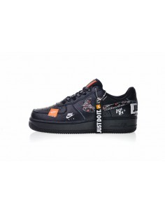 air force 1 low femme just do it