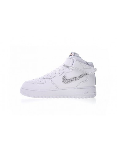 air force 1 mid just do it
