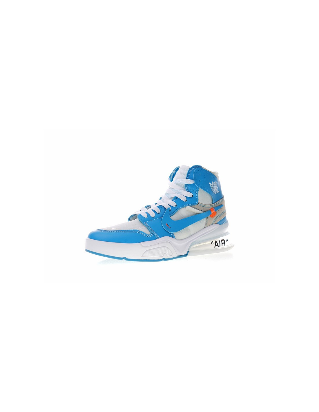 Pour Homme 270 1 Air Force Jordan Off X White Custom PZkiwXOuT