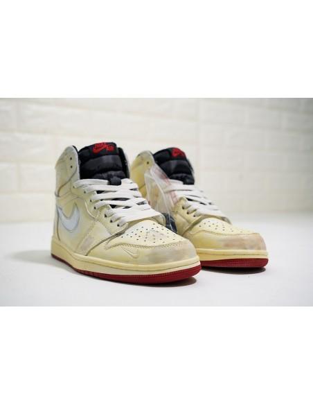 new products c63a0 8c75c Air Jordan 1 High OG x Nigel Sylvester
