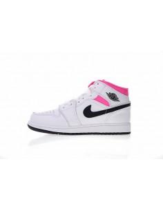 "Air Jordan 1 Mid ""Hyper Pink"""