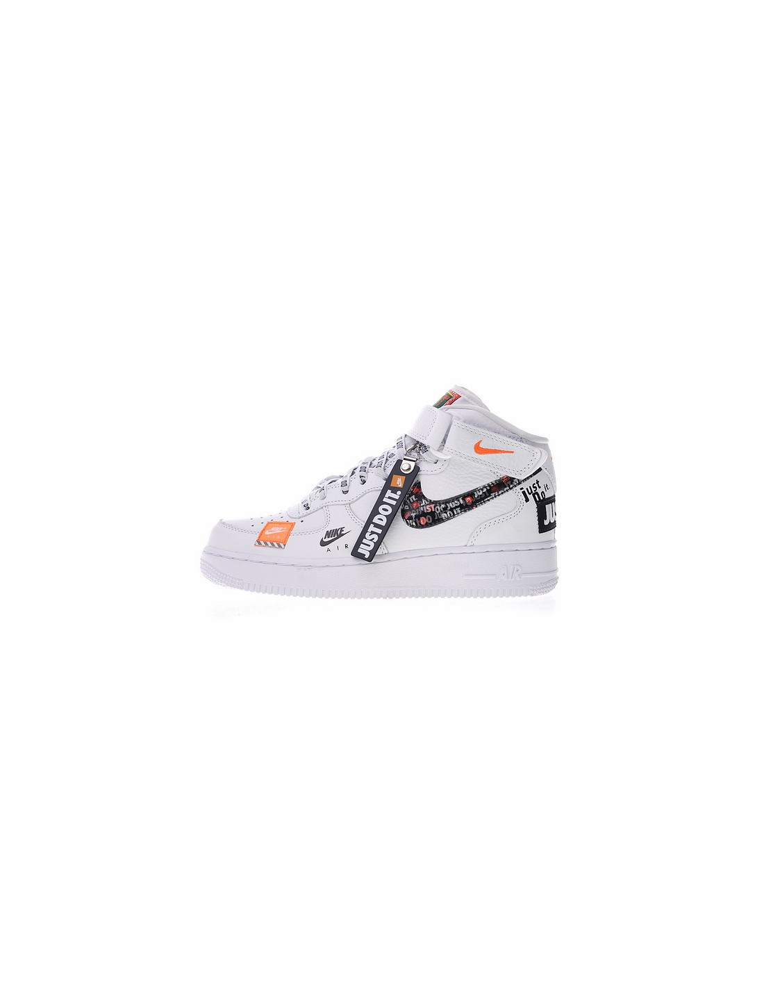 "Nike Air Force 1 Mid ""Just do it"" Men's & Women's Shoe"