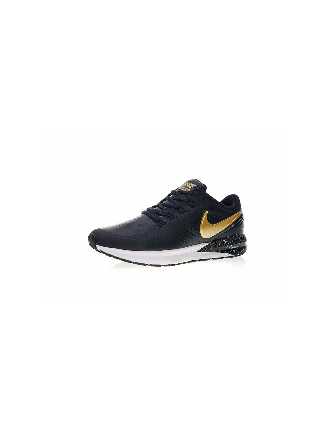 Nike Air Zoom Structure 22 Leather Men's Shoe