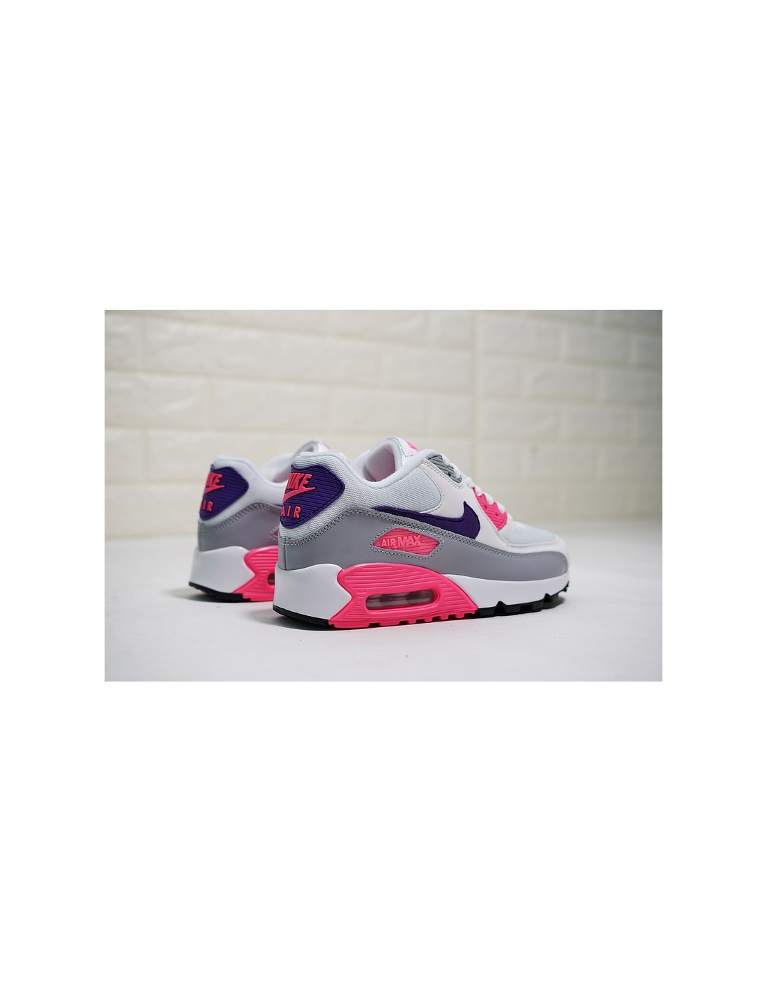 Attractive Nike Air Max 90 Ultra Pink Sportswear 2.0 Sneaker