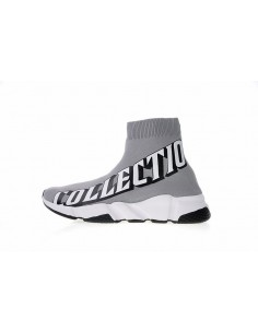 Speed stretch-knit Mid
