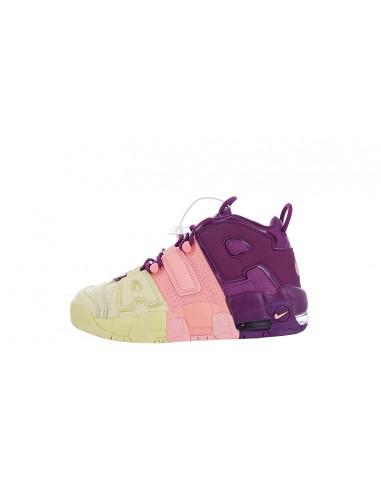 "Nike Air More Uptempo ""Tri-Color Lucky"