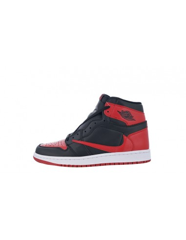 air jordan 1 retro high og rouge