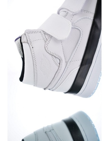 "e30597c69508 Air Jordan 1 Retro High Double Strap ""Concord"" Men s   Women s Shoe"