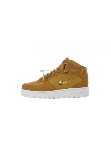 "Air Force 1 Mid Jewel '07 LV8 ""Bronze..."
