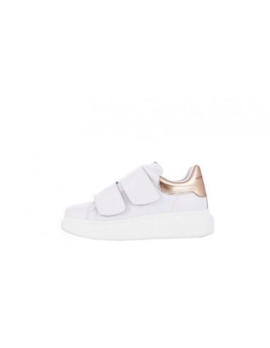 sleek sneakers new release Alexander McQueen Strap Fastening Women's Shoe