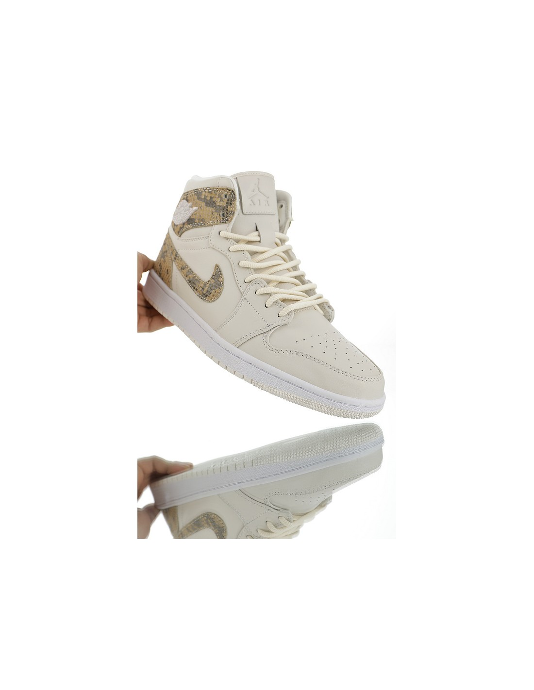 80439e1ae1ea Air Jordan 1 High Premium Men s Shoe