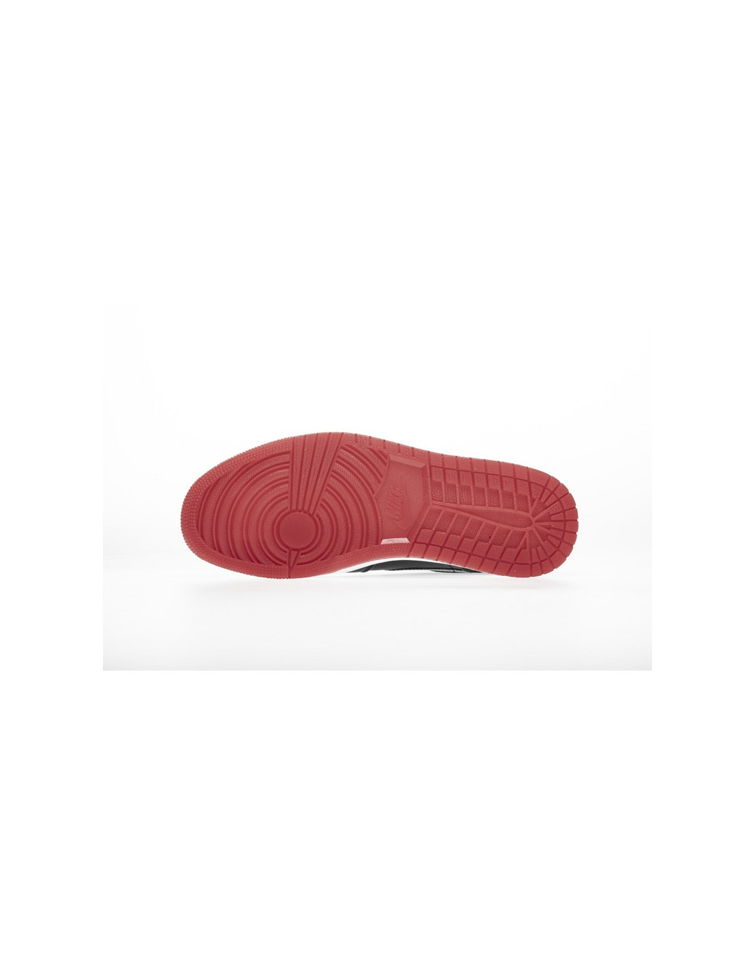 "watch 4a7aa 75e35 Air Jordan 1 Mid ""Bred"" Men's Shoe"