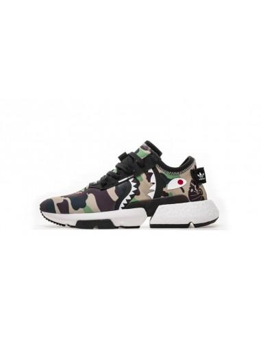 Adidas POD-S3.1 x BAPE x NEIGHBORHOOD