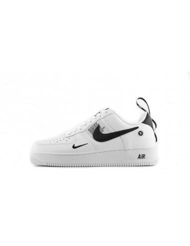"magasin en ligne c6068 999b5 Air Force 1 '07 LV8 Utility ""White"""