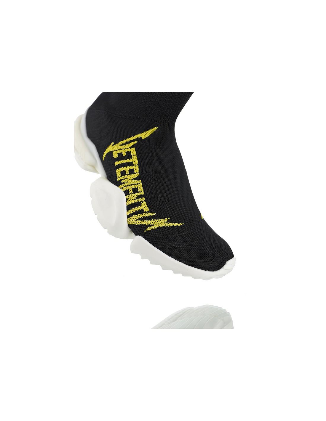 Vetements x Reebok Sock Runner on Feet and In Depth Review