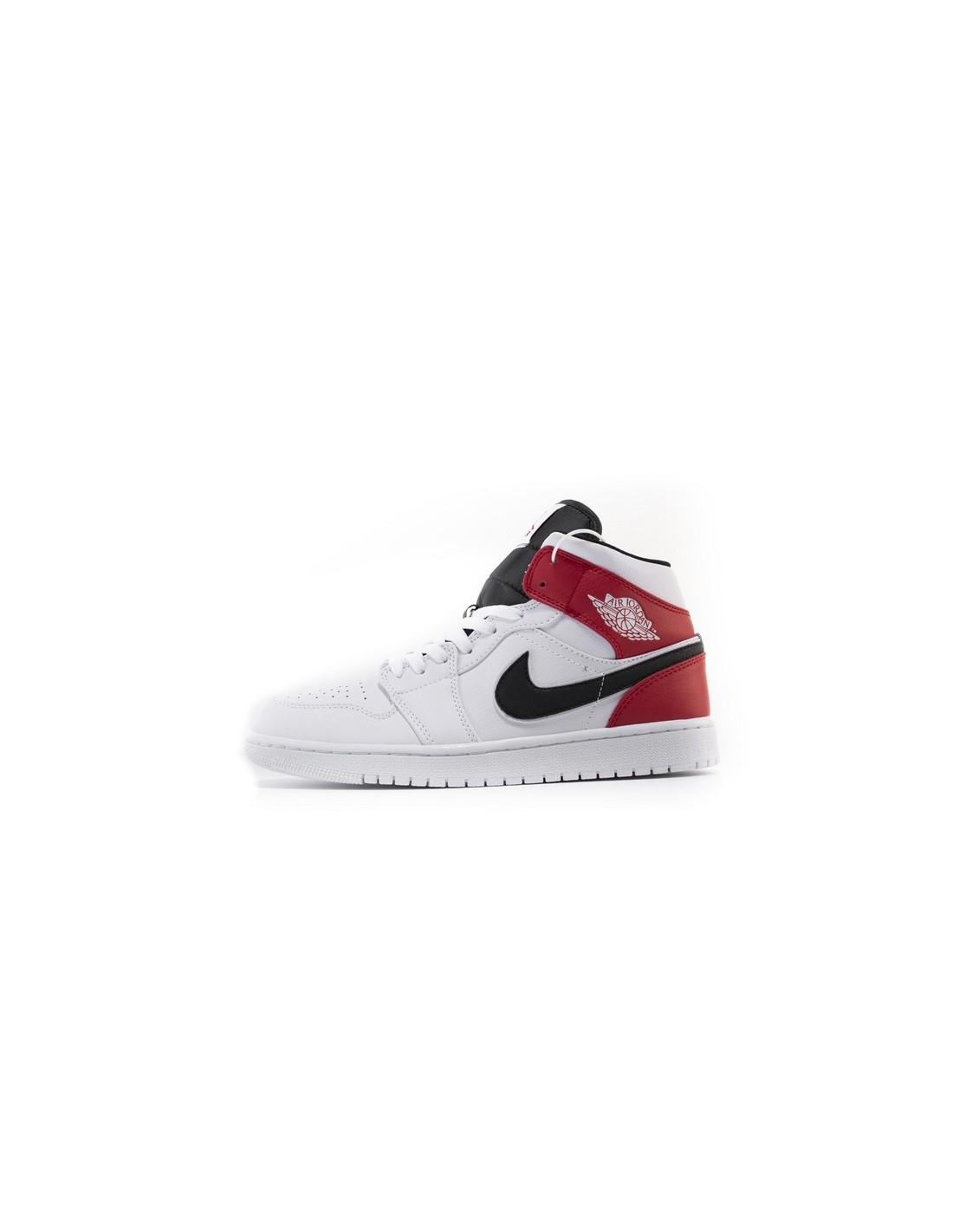 """Air Jordan 1 Mid """"Chicago"""" pour Femme & Homme"""