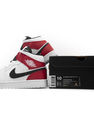 Air Jordan 1 Mid Chicago Men S Women S Shoe