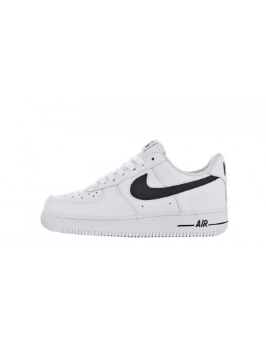 nike air force 1 low blanc