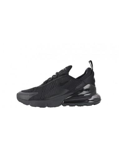 Nike Air Max 270 Triple Black Men S Shoe
