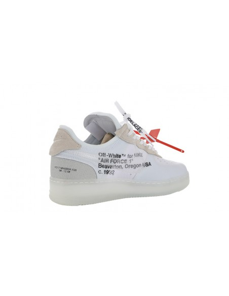 brand new dd1e8 b8d06 Air Force 1 Low x Off-white