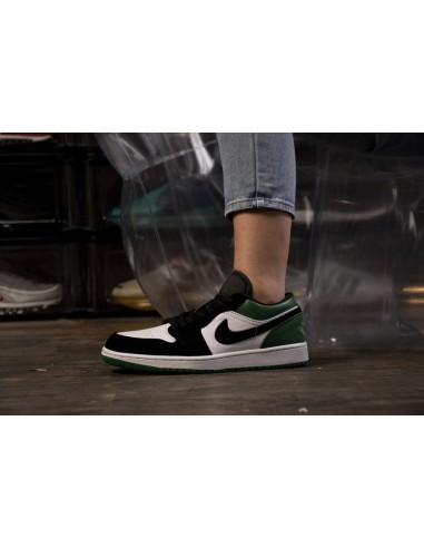 """Air Jordan 1 Low """"Mystic Green"""" Men's Shoe"""