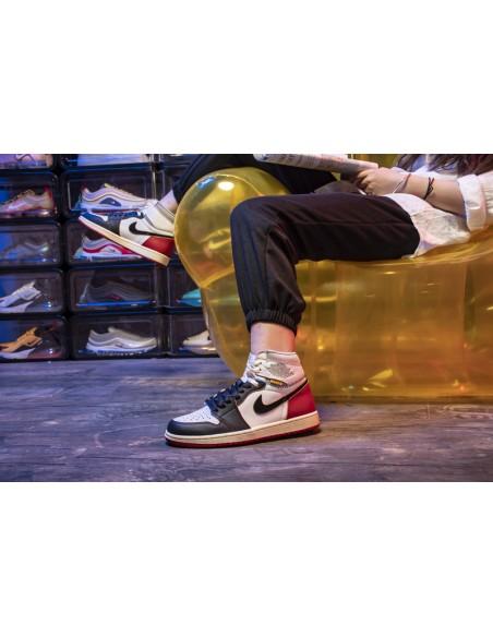 "the best attitude 6a5a4 f2919 Air Jordan 1 Retro High OG ""Bred Toe"""